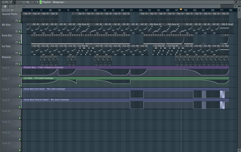 FL Studio: Anonymous Structure