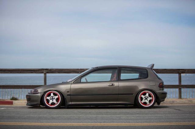 98 Civic DX